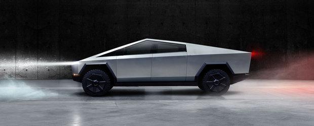 Primul pick-up de la Tesla a debutat oficial si e diferit de tot ce ai vazut la viata ta. Cand se lanseaza pe piata