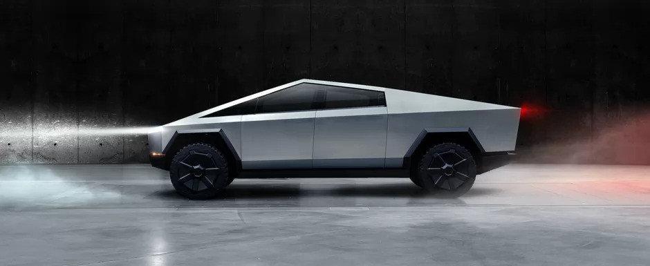 Primul pick-up de la Tesla are un succes nebun. Au fost comandate deja peste 200.000 de masini!