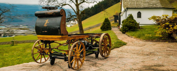 Primul Porsche din istorie? Un model electric din anul 1898