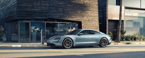 Primul Porsche electric din istorie a primit o noua versiune de performanta. FOTO ca sa te convingi si singur!