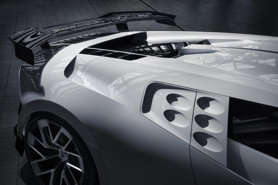 Primul prototip Bugatti Centodieci