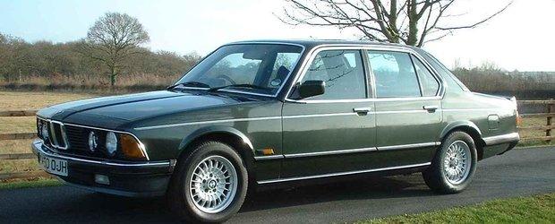Primul Seria 7 si povestea lui spusa de BMW