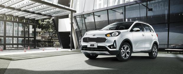 Primul SUV de mici dimensiuni Kia se va numi Stonic