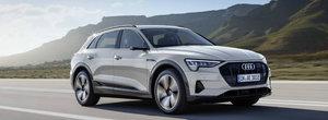 Primul SUV electric Audi primeste anvelope Bridgestone de iarna si de vara