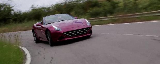 Primul test cu noul Ferrari California T ne dezvaluie sunetul motorului V8 Turbo