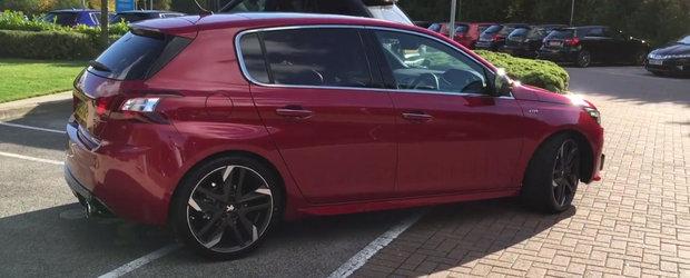 Primul test cu noul Peugeot 308 GTI. Are Golf-ul GTI motive sa se teama?