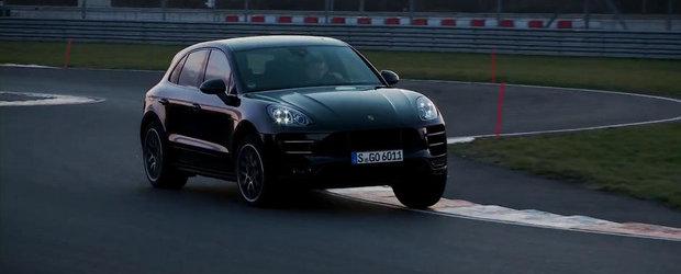 Primul test cu noul Porsche Macan Turbo. Cum se descurca modelul pe circuit