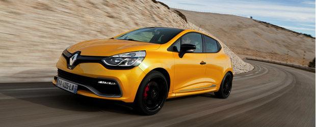 Primul test-drive cu noul Renault Clio RS 200 EDC vine din partea... Renault