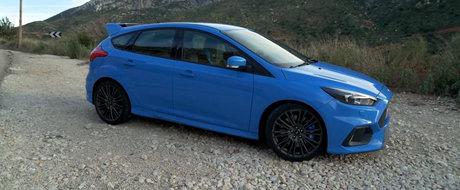 Primul test video cu noul Ford Focus RS e AICI!