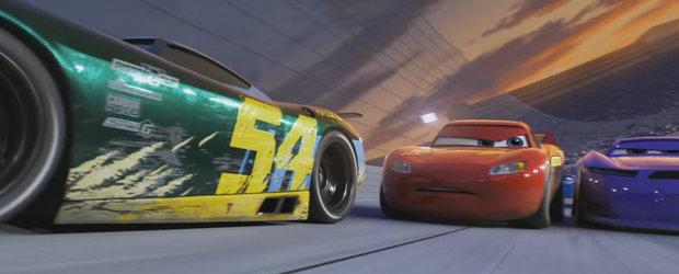 Primul trailer complet al animatiei Cars 3 este aici