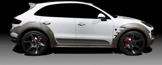 Primul tuning pentru noul Porsche Macan vine de la... rusi!