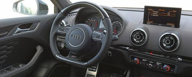 Primul tuning pentru noul RS3 Sportback vine chiar de la... Audi