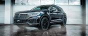 Primul tuning pentru noul Volkswagen Touareg. Ce s-a intamplat cu motorul V6 diesel