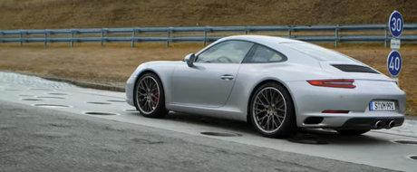 Prin ce trece fiecare model Porsche inainte sa intre in productie