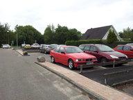 Prin Europa cu BMW E36 :)