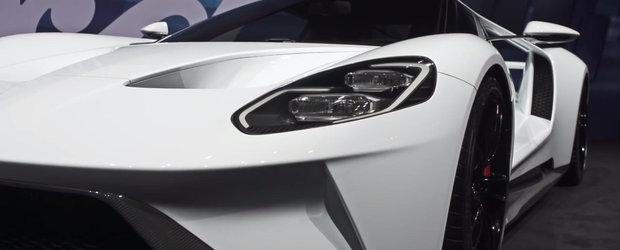 Principalul motiv pentru care lumea se inghesuie sa cumpere noul Ford GT