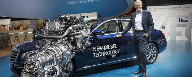 Prins cu mata-n sac, Mercedes promite acum sa imbunatateasca 3 milioane de motoare diesel