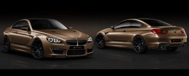 Prior Design prezinta primul pachet de tuning pentru noul BMW Seria 6