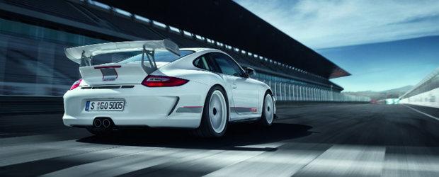 Priveste, acesta este noul Porsche 911 GT3 RS 4.0!
