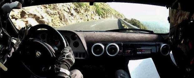 Priveste in actiune noua Lancia Stratos!