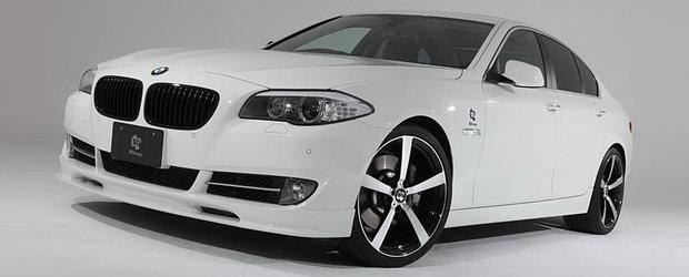 Priveste, noul BMW Seria 5 in 3D... Design!