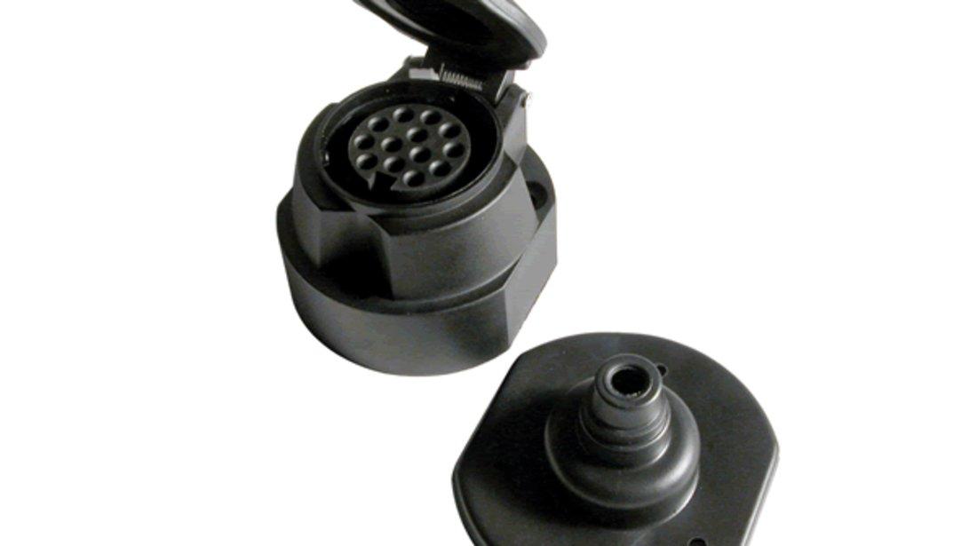 Priza remorca auto Carpoint 12V 13 pini plastic Tip Jager
