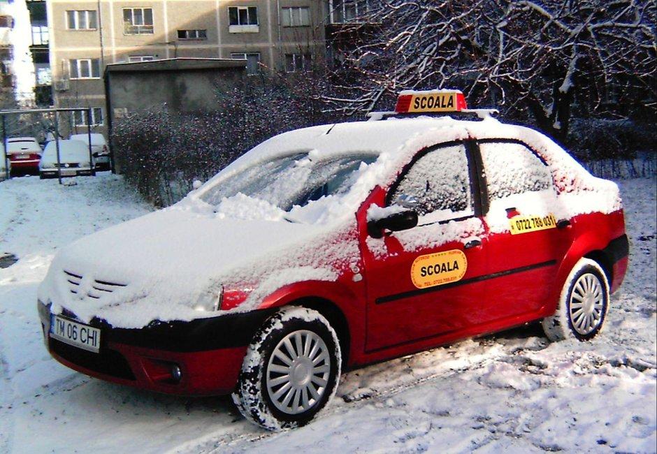 Proba practica a examenului de permis auto nu va avea loc pe 7 si 8 februarie