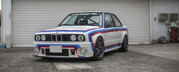 Probabil cel mai frumos BMW E30 Ursulet pe care banii nu il pot cumpara