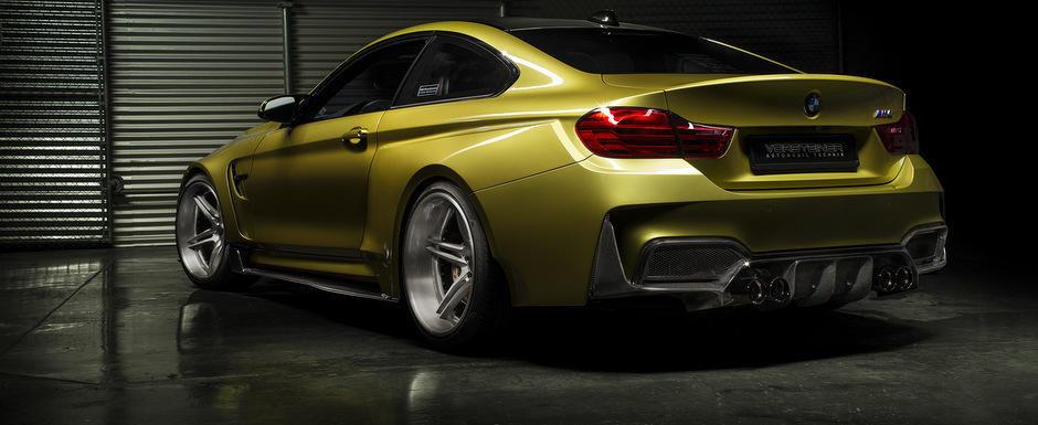 Probabil cel mai frumos modificat BMW M4 din intreaga lume