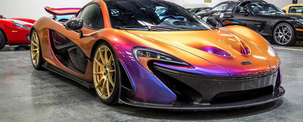 Probabil cel mai grozav McLaren P1 din intreaga lume.