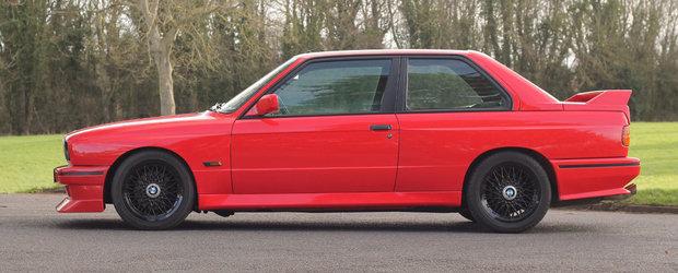 Probabil cel mai ieftin BMW M3 E30 scos la vanzare. Cat costa masina bavareza