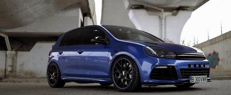 Probabil cel mai puternic Volkswagen din Romania: un Golf R de 800 cp