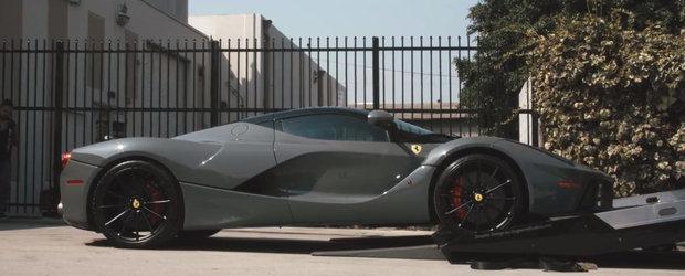 Probabil cel mai sexy Ferrari LaFerrari din lume.