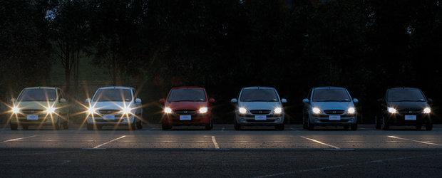 Probleme cu condusul pe timp de noapte? Farurile sunt de vina!