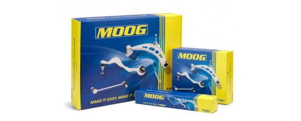 Probleme la bieletele de directie marca Moog