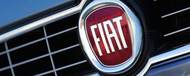 Probleme la sediul Fiat din Torino: 5400 de oameni sunt trimisi in somaj tehnic
