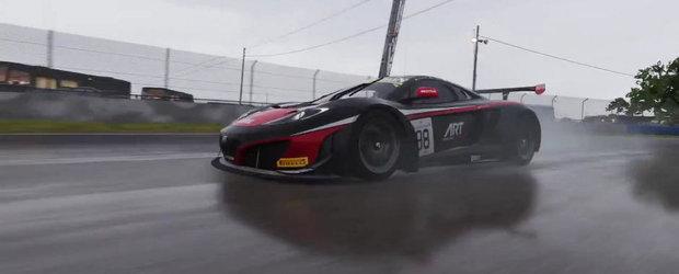 Producatorii Forza Motorsport 6 ne povestesc despre cursele pe ploaie din joc