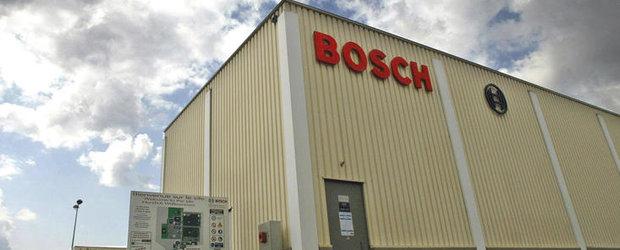 Productia Bosch la noua uzina de la Cluj va debuta in a 2-a jumatate a lui 2013