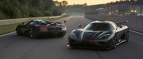 Productia celei mai rapide masini de serie din istorie a ajuns la final. Ultimele doua exemplare botezate Thor si Vader
