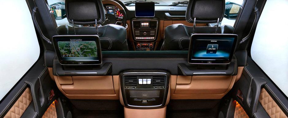 Productia celui mai opulent SUV din lume a luat sfarsit. Ultimul exemplar s-a vandut la pret de Bugatti