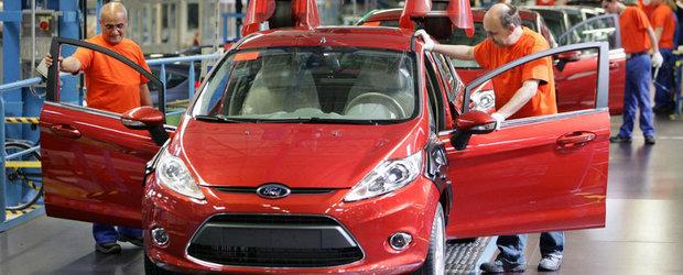 Productia Ford la Craiova in pericol din cauza Brexit