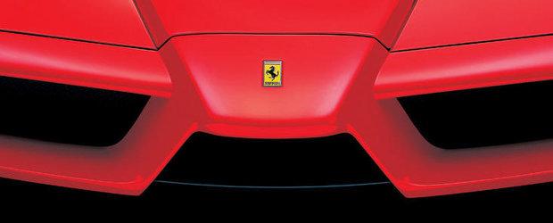 Productia primului hibrid Ferrari va debuta in 2013