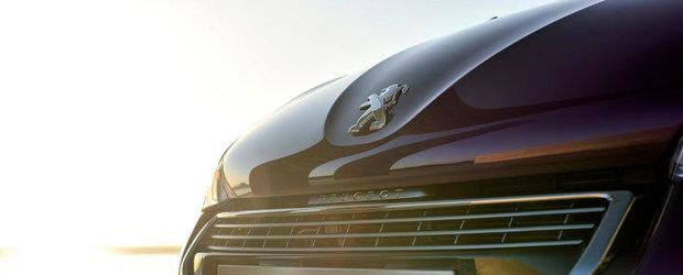 Profitul net Peugeot a scazut cu 48% in 2011