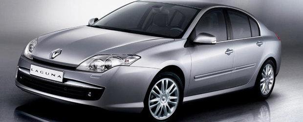 Profitul Renault a scazut cu aproape 40% in primele 6 luni ale anului