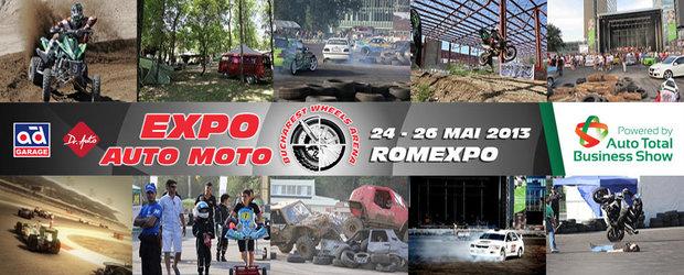 Program Bucharest Wheels Arena 2013 si informatii de ultima ora