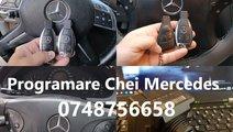Programare Chei Mercedes-Benz / Blocatoare volan W...