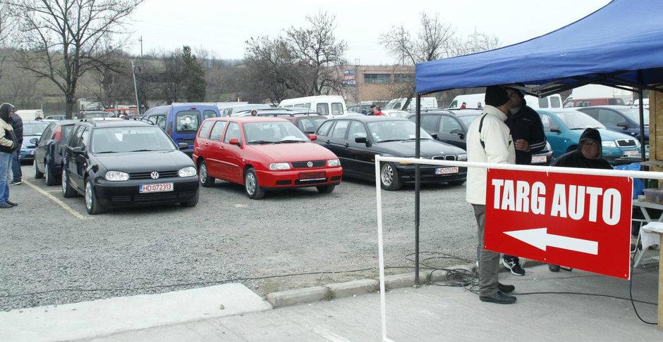 Proiect de lege anti-samsari: PSD-ul le interzice romanilor sa mai cumpere masini second-hand de afara