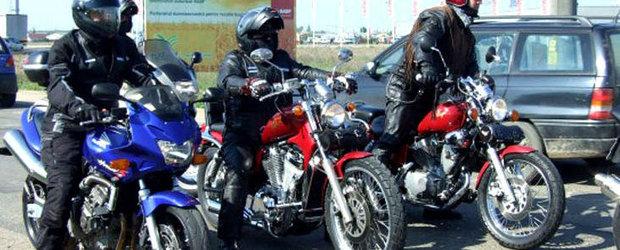 Proiect: Examenul moto ar putea include si o proba de traseu