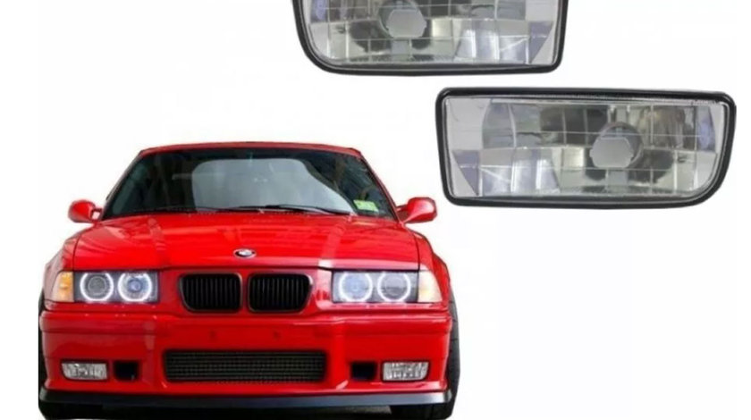 Proiectoare ceata BMW Seria 3 E36 (91-00)