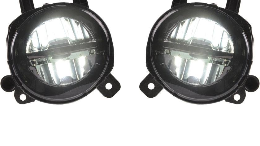 Proiectoare Ceata fumurii LED BMW F20 F21 F30 F31 F34 F32 F33